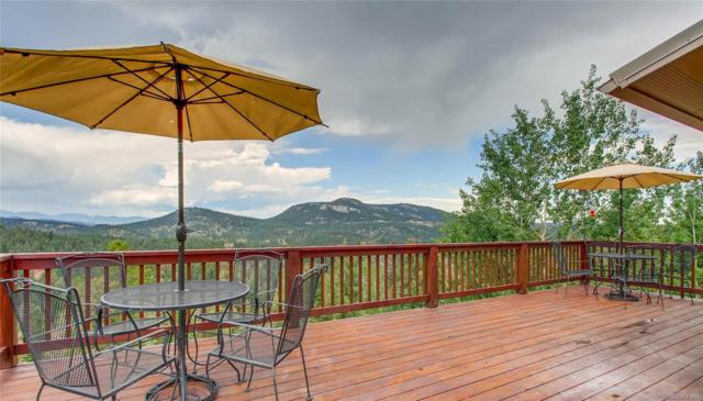 25157 Red Cloud Drive, Conifer, CO 80433 (#2463583) :: The Pete Cook Home Group
