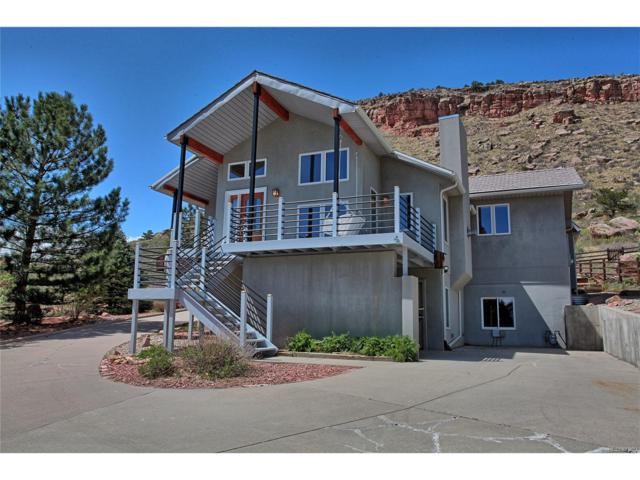 4 Eagle Nest Lane, Lyons, CO 80540 (MLS #2463936) :: 8z Real Estate