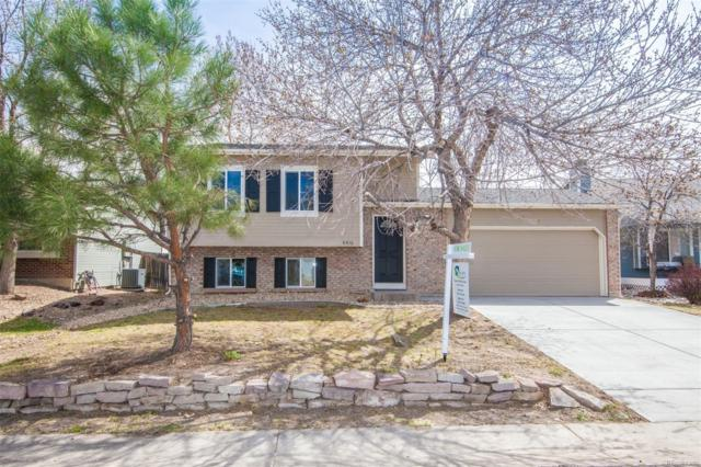 8416 Curlycup Place, Parker, CO 80134 (#2464136) :: The DeGrood Team