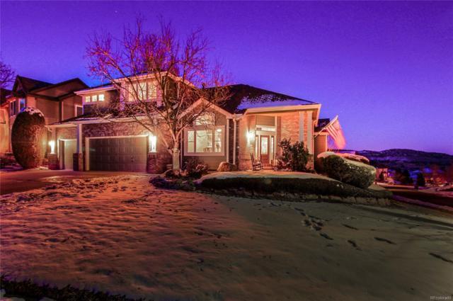 12 Twin Flower, Littleton, CO 80127 (#2464234) :: House Hunters Colorado