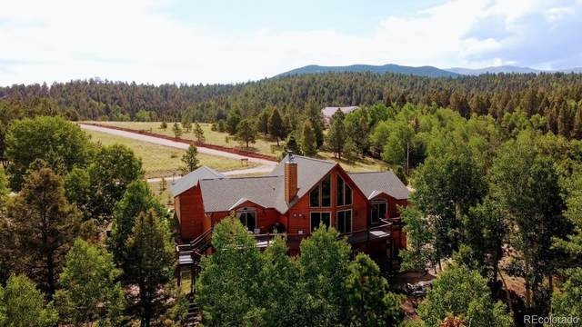4400 Elk Valley Road, Divide, CO 80814 (MLS #2464646) :: Wheelhouse Realty