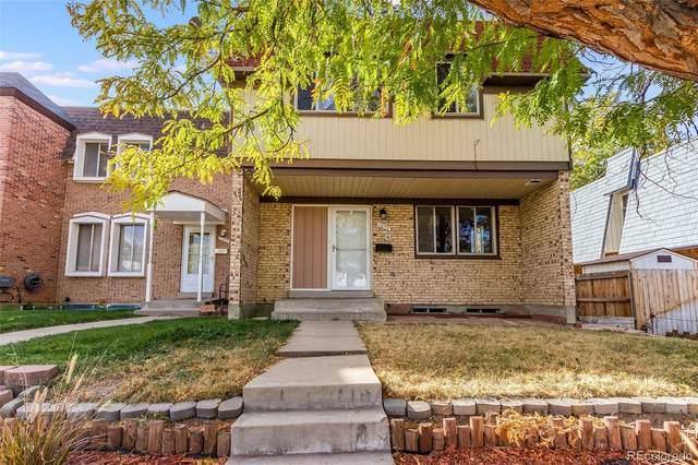11655 Logan Street, Northglenn, CO 80233 (#2464668) :: iHomes Colorado