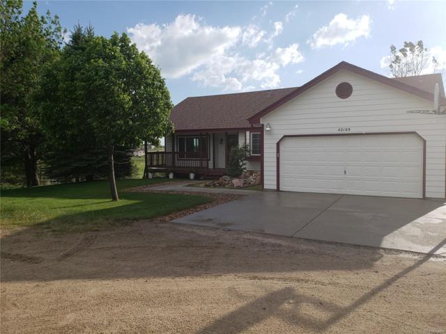 42109 Vista Ridge, Parker, CO 80138 (#2464703) :: Wisdom Real Estate