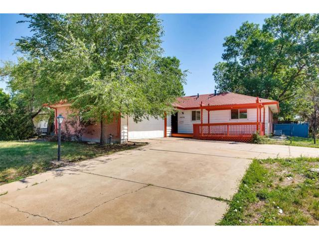 2698 S Jasmine Street, Denver, CO 80222 (MLS #2464963) :: 8z Real Estate