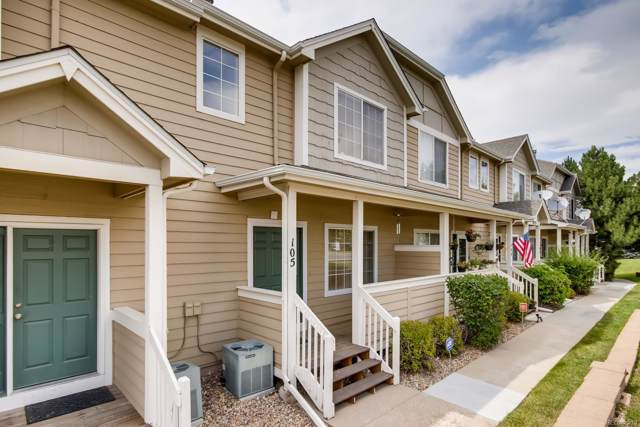 19279 E Carolina Drive #105, Aurora, CO 80017 (#2465294) :: James Crocker Team