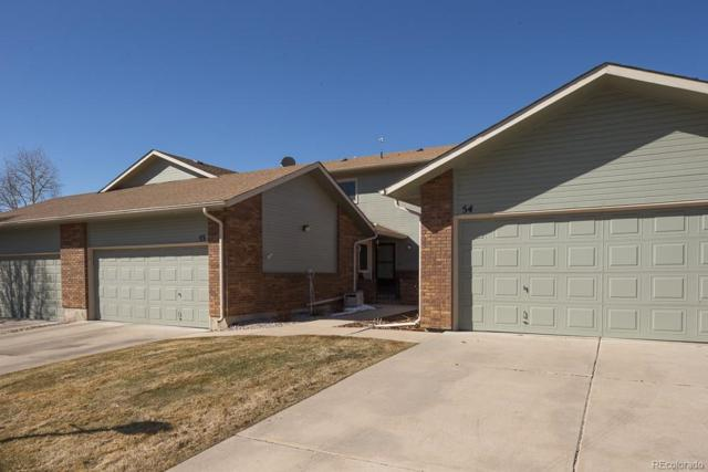 1100 Taft Avenue #53, Loveland, CO 80537 (#2465657) :: Bring Home Denver