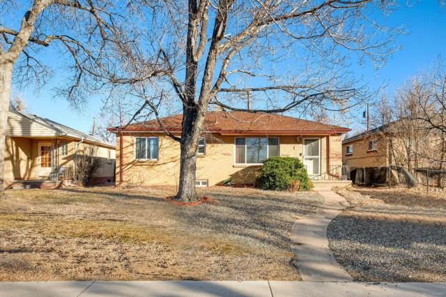 3634 Holly Street, Denver, CO 80207 (#2465717) :: The City and Mountains Group
