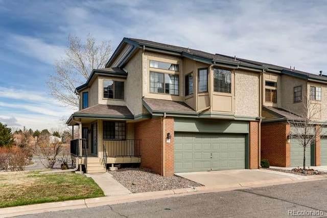 7420 W Coal Mine Avenue A, Littleton, CO 80123 (#2465744) :: Briggs American Properties