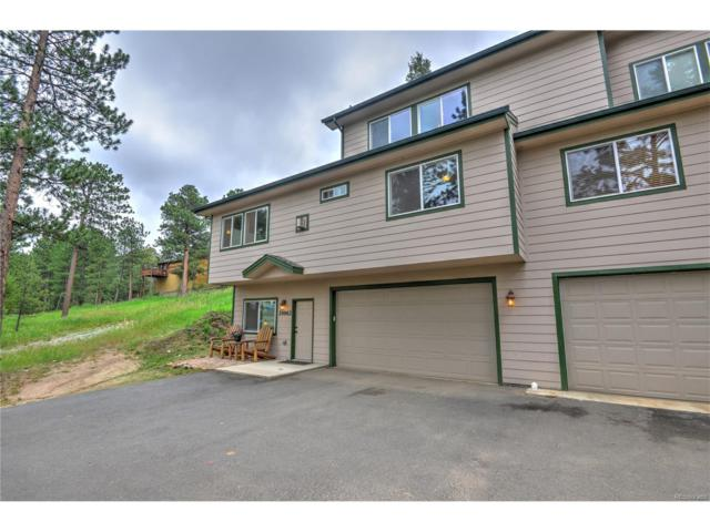 29962 Spruce Road, Evergreen, CO 80439 (MLS #2465990) :: 8z Real Estate