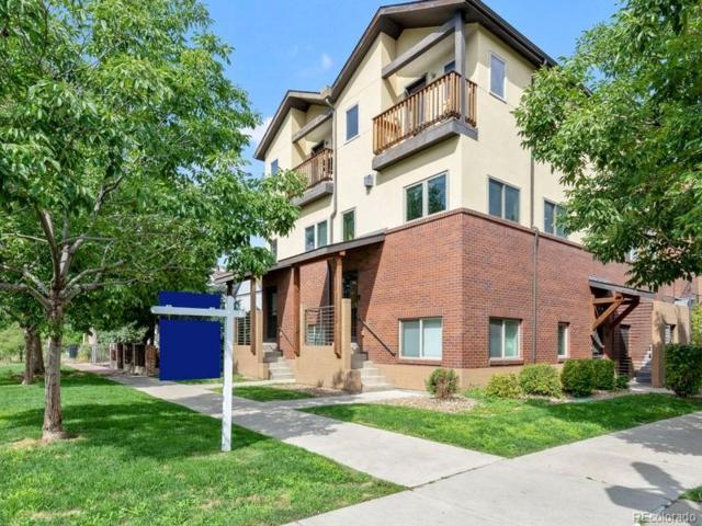 500 30th Street #3, Denver, CO 80205 (MLS #2466276) :: 8z Real Estate
