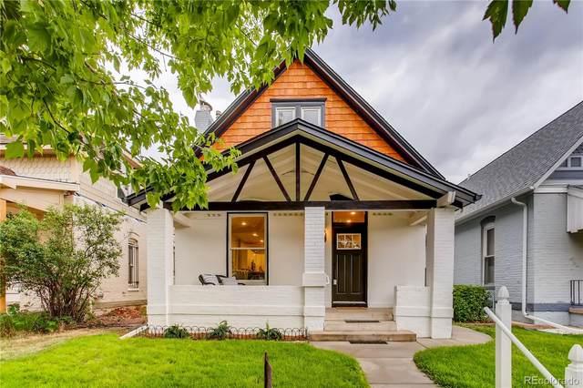 1004 S Pennsylvania Street, Denver, CO 80209 (MLS #2466300) :: 8z Real Estate