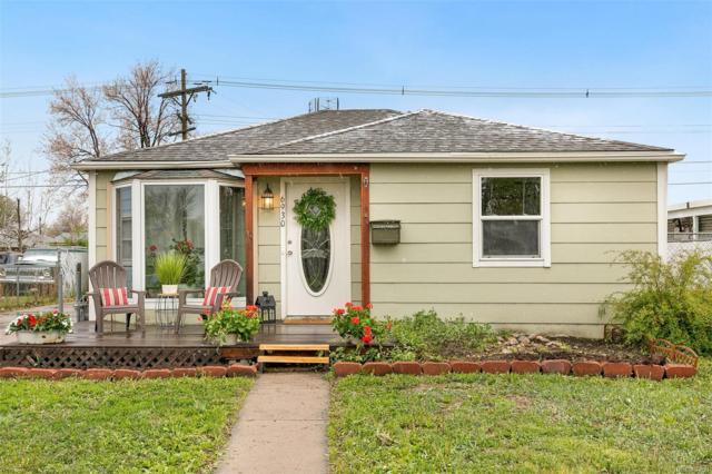 6930 W 54th Avenue, Arvada, CO 80002 (MLS #2466725) :: 8z Real Estate