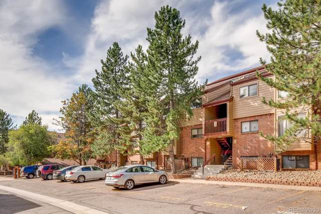 420 Wright Street #303, Lakewood, CO 80228 (#2466932) :: The Dixon Group