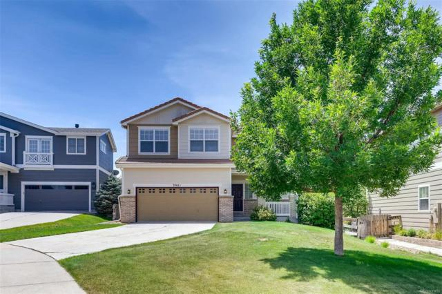 3981 Brushwood Way, Castle Rock, CO 80109 (#2467035) :: Harling Real Estate