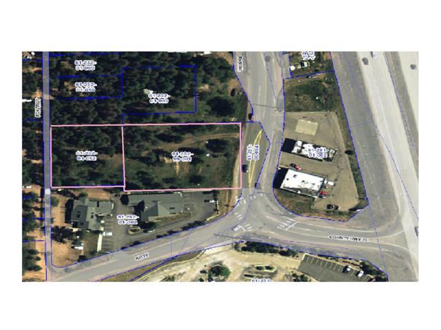 10811 Highway 73, Conifer, CO 80433 (MLS #2467291) :: 8z Real Estate