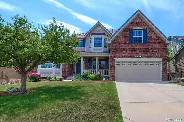 23450 Painted Hills Street, Parker, CO 80138 (#2467512) :: Finch & Gable Real Estate Co.