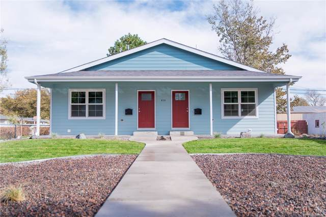 410 Maple Street, Fort Morgan, CO 80701 (#2467562) :: The Healey Group