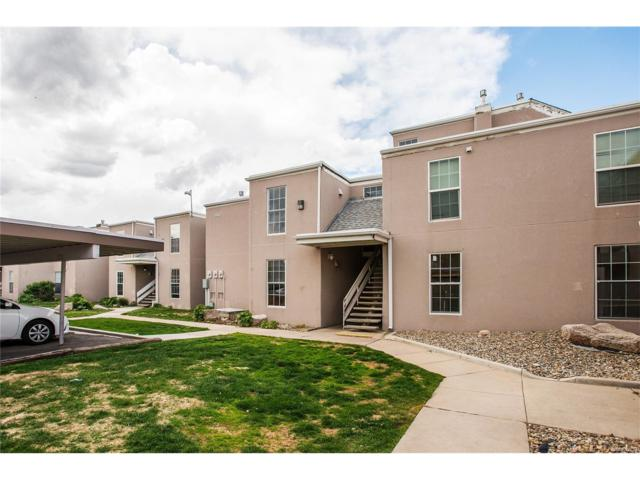3440 Parkmoor Village Drive L, Colorado Springs, CO 80917 (MLS #2468151) :: 8z Real Estate