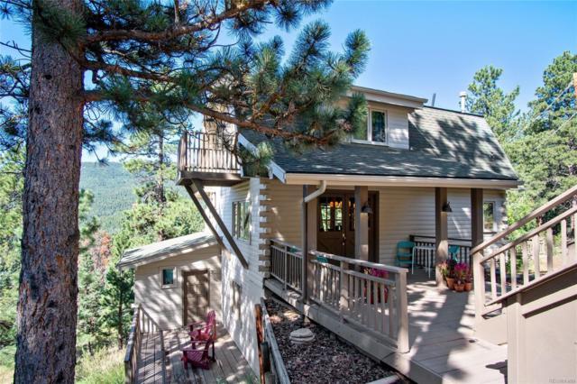 10062 Buena Vista Drive, Conifer, CO 80433 (#2468193) :: The DeGrood Team