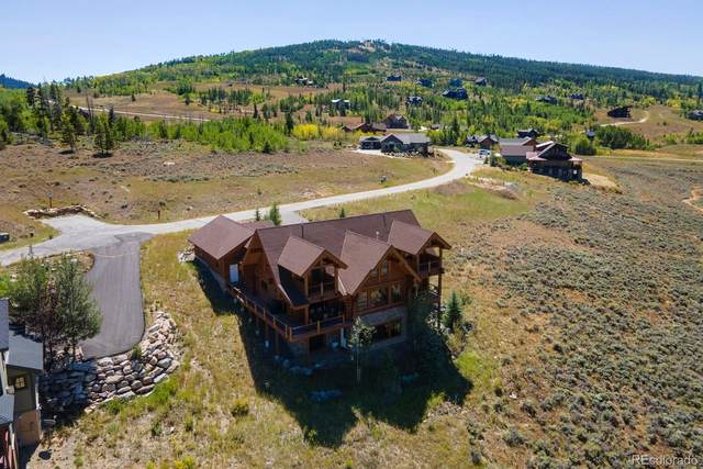 743 Upper Ranch View Road, Granby, CO 80446 (MLS #2468571) :: 8z Real Estate