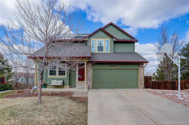 20417 Brookdale Lane, Parker, CO 80138 (MLS #2468893) :: The Sam Biller Home Team