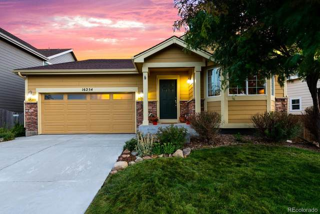 16254 E 107th Place, Commerce City, CO 80022 (MLS #2469451) :: 8z Real Estate