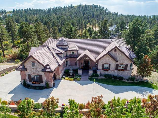 1648 Avenida Del Sol, Castle Rock, CO 80104 (#2469704) :: The Dixon Group