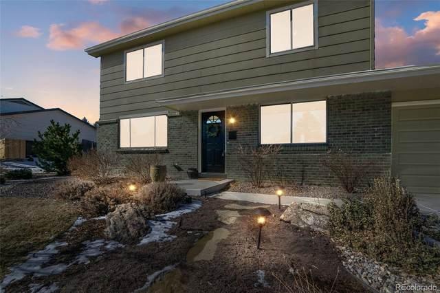 6915 S Dexter Street, Centennial, CO 80122 (MLS #2469823) :: 8z Real Estate