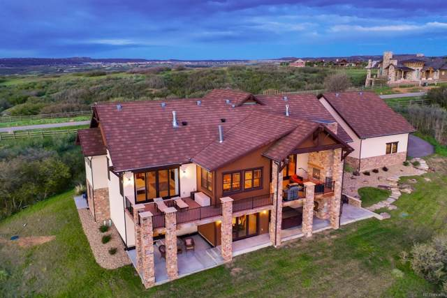 3013 Bears Den Drive, Sedalia, CO 80135 (MLS #2470120) :: 8z Real Estate