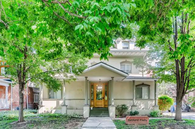 1750 Gaylord Street E, Denver, CO 80206 (MLS #2470449) :: Find Colorado