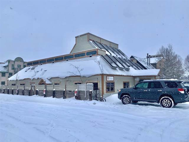 619 Gothic Avenue #1, Crested Butte, CO 81224 (MLS #2471208) :: 8z Real Estate