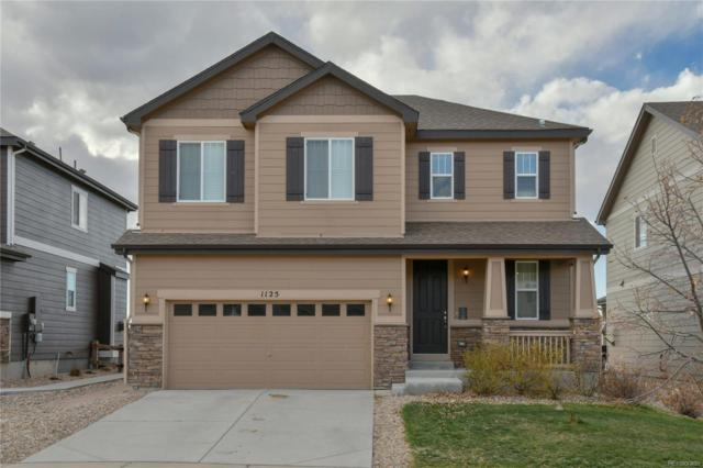 1125 103rd Avenue, Greeley, CO 80634 (#2471633) :: The City and Mountains Group
