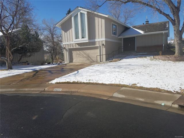 7517 S Trenton Court, Centennial, CO 80112 (MLS #2471662) :: 8z Real Estate