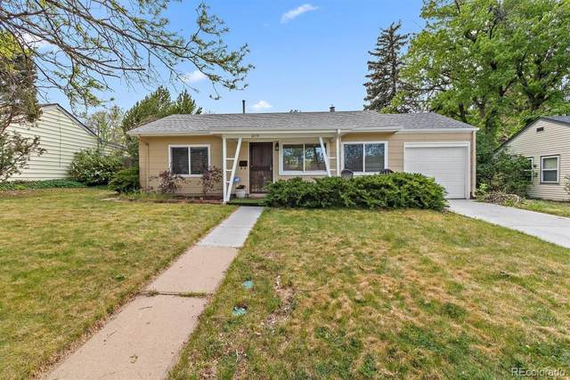 2875 S Elm Street, Denver, CO 80222 (#2471732) :: The Healey Group