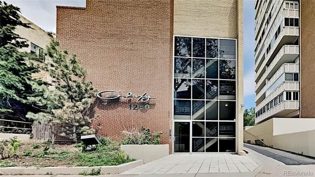 1260 N Humboldt Street #5, Denver, CO 80218 (#2472502) :: Colorado Home Finder Realty