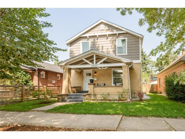 3425 W 35th Avenue, Denver, CO 80211 (#2472948) :: The Pete Cook Home Group