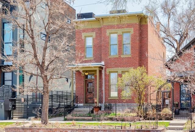 2426 Champa Street, Denver, CO 80205 (#2473403) :: Sultan Newman Group