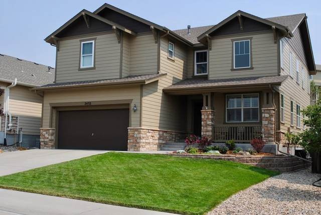 2432 Grasshopper Court, Castle Rock, CO 80109 (#2474488) :: The Scott Futa Home Team