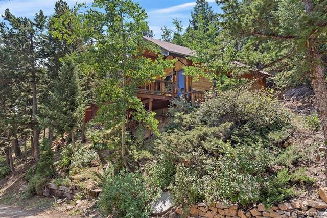 11763 Beauty Lane, Golden, CO 80403 (#2474515) :: The Gilbert Group