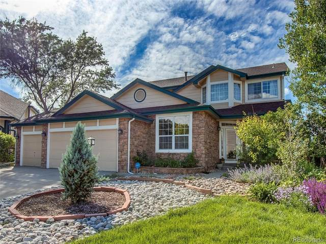 9304 Burgundy Circle, Highlands Ranch, CO 80126 (#2474540) :: The Gilbert Group