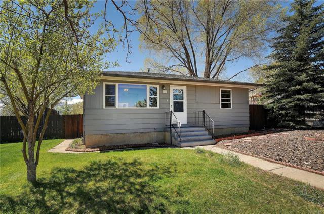 607 Maxwell Street, Salida, CO 81201 (#2474774) :: Colorado Home Finder Realty