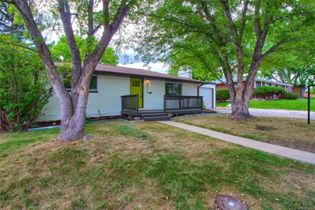 5335 Garland Street, Arvada, CO 80002 (#2474826) :: The Galo Garrido Group