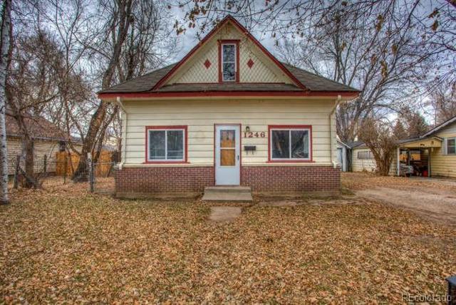 1246 E 2nd Street, Loveland, CO 80537 (#2474947) :: The Peak Properties Group