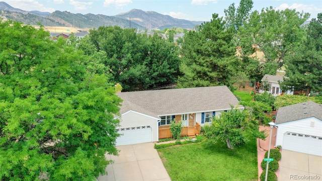 13491 W Layton Avenue, Morrison, CO 80465 (#2475114) :: Peak Properties Group