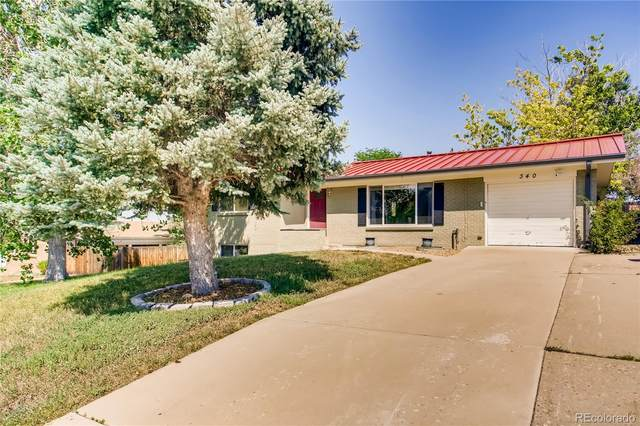 340 S Lewis Street, Lakewood, CO 80226 (#2475152) :: The Griffith Home Team