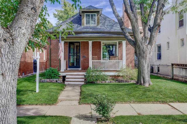 712 S Logan Street, Denver, CO 80209 (#2475436) :: Wisdom Real Estate
