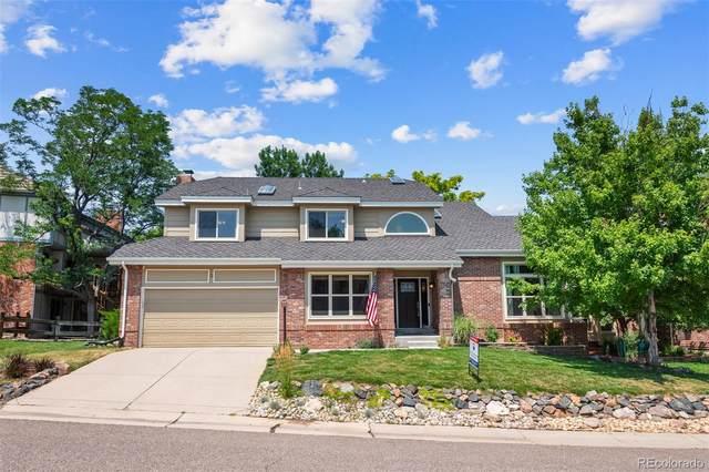 8 Willowleaf Drive, Littleton, CO 80127 (MLS #2475848) :: Find Colorado