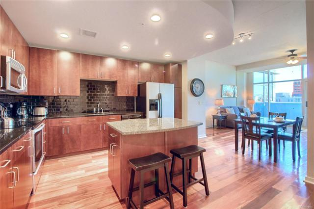 1700 Bassett Street #806, Denver, CO 80202 (MLS #2476131) :: Bliss Realty Group