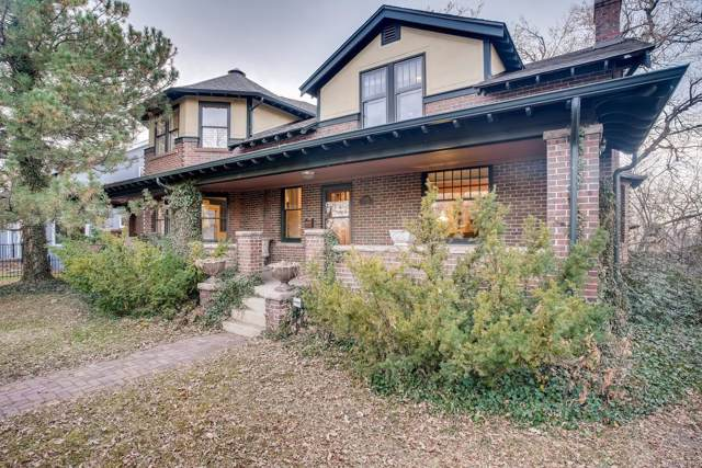 1001 S Downing Street, Denver, CO 80209 (#2476147) :: Real Estate Professionals