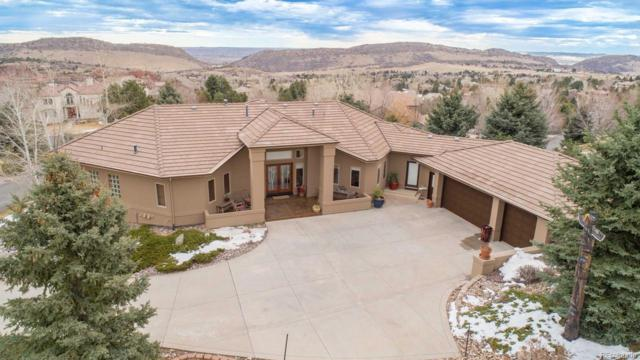 6376 Willow Springs Drive, Morrison, CO 80465 (MLS #2476231) :: Bliss Realty Group